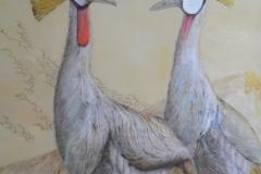 African CrownedCranes